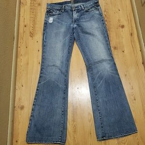 7Seven for All Mankind distressed jeans